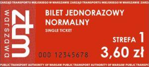 760 złotych za najdroższy bilet