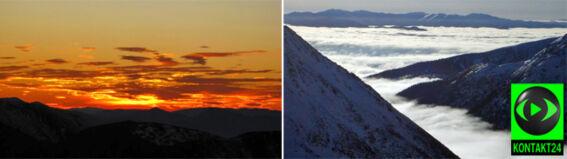 Góry, nasze góry... Piękne i groźne, szczególnie zimą