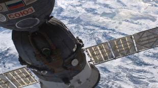 Śmieci atakują kosmonautów