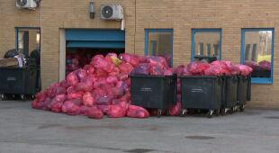 Rośnie problem z odpadami medycznymi