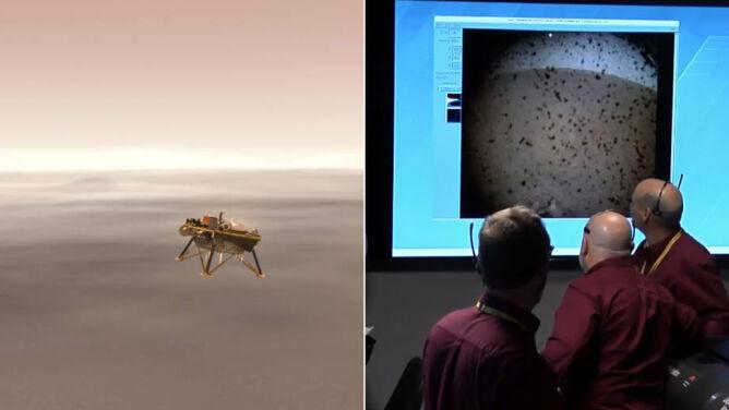 Polski Kret już na Marsie. Wielki sukces NASA