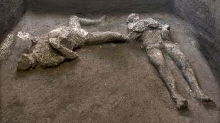 """W Pompejach znaleziono szczątki mężczyzn. """"Nadzwyczajne wydarzenie"""""""