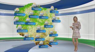 Prognoza pogody na wtorek 25.05